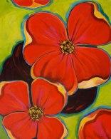 Desert Flowers by Karen Elaine