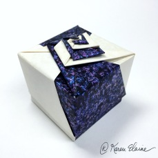 Spiral Box by Tomoko Fuse