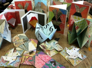 Projects from Origami Card Craft