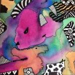 Kumomi Tile by Karen Elaine