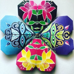 Origami Papers by Karen Elaine